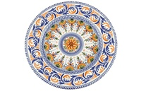 Liso Plate 16 inch Diameter