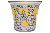 """Mallorquina Planter - 17""""x14.50""""H - Decoration 100"""