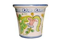 """Mallorquina Planter - 17""""x14.50""""H - Decoration 200"""