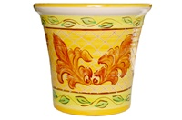 """Mallorquina Planter - 17""""x14.50""""H - Decoration 500"""