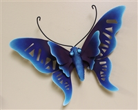 "Airbrushed Butterfly 13"" x 0"""