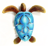 Large Airbrushed Turtle