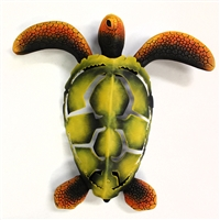Medium Airbrushed Turtle