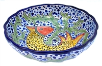 """Scalloped Bowl - 8.25"""" x 2.50"""" Deep"""