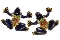 Frog Salt and Pepper set