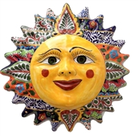 """Large Sun Face - 20.50"""" Diameter"""