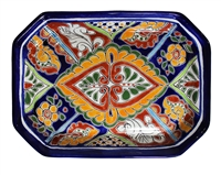 """Rectangular Tray - 11.50"""" x 8.50"""""""