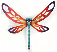 Large Airbrushed Dragonfly