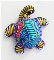 "Small turtle 6""x 6"""