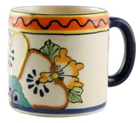 """Coffee mug 3.50"""" dia x 3.75"""" high"""