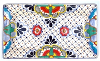 """Tray rectangular 8.75"""" X 15.25"""""""