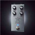 Jackson Audio Belle Starr Overdrive Pedal in Silver
