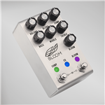 Jackson Audio Bloom V2 MIDI Compressor Pedal in Stainless Steel