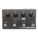 TC Electronic Ditto X4 Dual Track Looper
