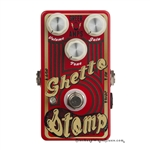 Greer Amps Ghetto-Stomp Overdrive Pedal