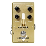 Wren and Cuff Gold Comp Compressor Pedal