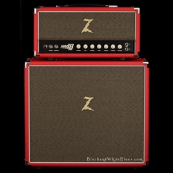 Dr. Z Maz 18 Jr Reverb Head - Red w/ Tan