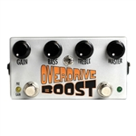 ThroBak Overdrive Boost Pedal