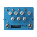 Empress Effects ParaEq w/Boost Equalizer Pedal