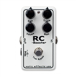 Xotic RC Booster Pedal