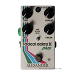 Alexander Radical Delay II Plus Pedal