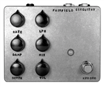 Fairfield Circuitry Shallow Water K-Field Modulator Chorus / Vibrato Pedal