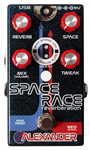 Alexander Space Race Reverb Pedal