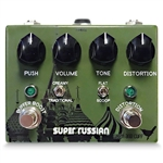 Wren and Cuff Super Russian Fuzz Pedal