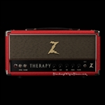Dr. Z Therapy Head in Red w/ Tan Grill