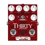 Wampler Thirty Something Overdrive Pedal
