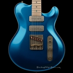 Nik Huber Guitars Twangmeister in Custom Lake Placid Blue