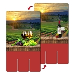 Lenticular 3D Case Cards custom design