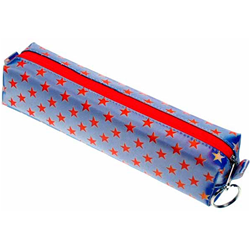 Lenticular pencil case with USA flag Prints