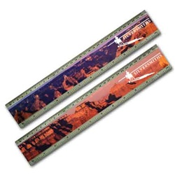 Lenticular ruler with Grand Canyon National Park Image