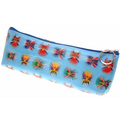 Lenticular pencil case with red and yellow Chinese opera masks, transformers, zoom