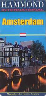 Amsterdam, Netherlands by Hammond World Atlas Corporation