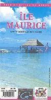Mauritius by Institut Geographique National