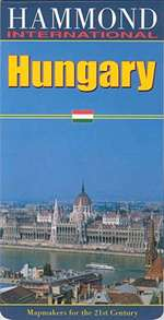 Hungary by Hammond World Atlas Corporation