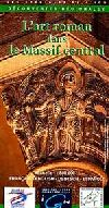 Massif Central Region, France, Roman Art Sites by Institut Geographique National