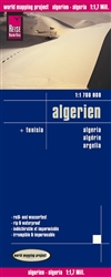 Algeria and Tunisia by Reise Know-How Verlag [no longer available]