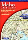 Idaho, Atlas and Gazetteer by DeLorme