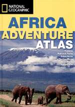Africa Adventure Atlas by National Geographic Maps [no longer available]