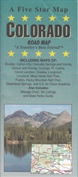 Colorado by Five Star Maps, Inc. [no longer available]