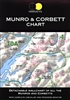 Munro and Corbett, United Kingdom, Mountain Chart by Harveys