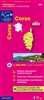 Corsica, France, Regional Map by Institut Geographique National