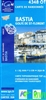 Bastia, Golfe De Saint-Florent, France, 4348OT by Institut Geographique National
