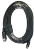 33FT REAR VIEW CAMERA CABLE (SHIELDED)