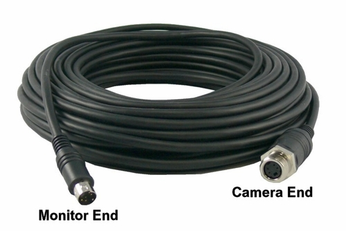 RVS66C - 66FT CAMERA CABLE (SHIELDED)