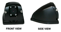 RVSCC45RB - RIGHT SIDE COLOR CAMERA (BLACK HOUSING)REAR VIEW BACKUP SAFETY