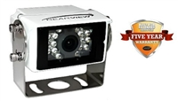 RVSCC88130 - ULTRA LOW LIGHT COLOR REAR VIEW BACKUP CAMERA (WHITE HOUSING)